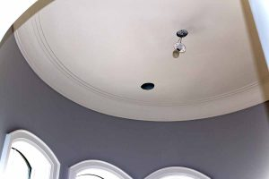Round Ceiling Crown Molding