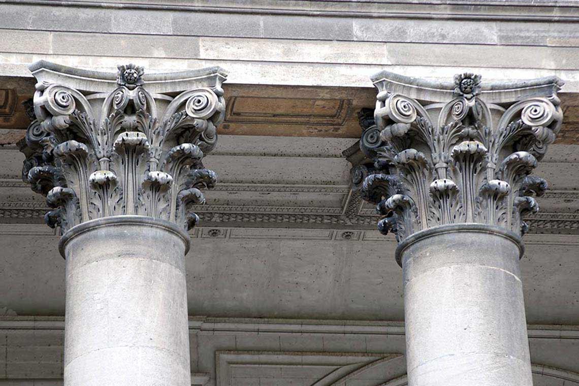 Column Capitol